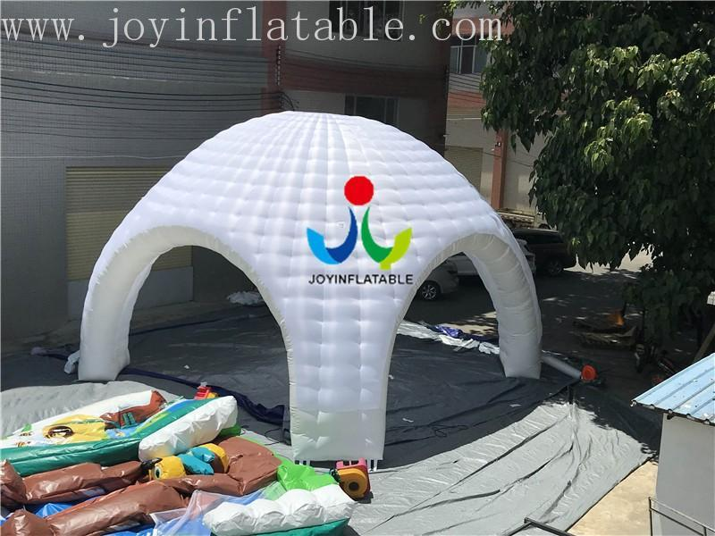 lighting inflatable igloo tent series for children-1