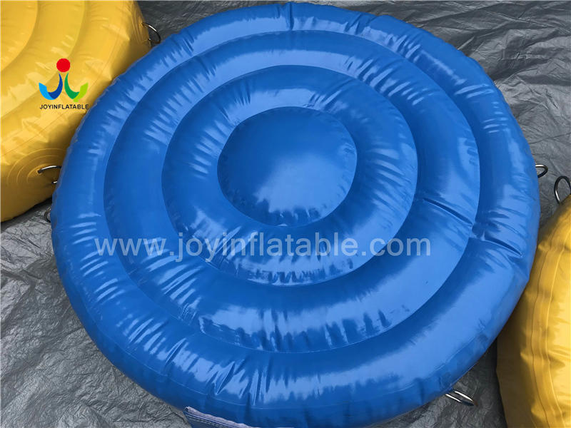 JOY inflatable commercial floating water park for sale for child-3