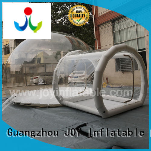 JOY inflatable rolling ball bubble tent purchase for child