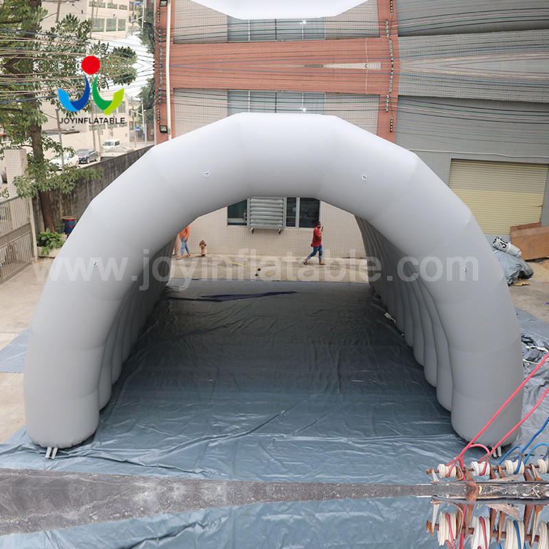 grey inflatable tent wholesale design for kids JOY inflatable-3