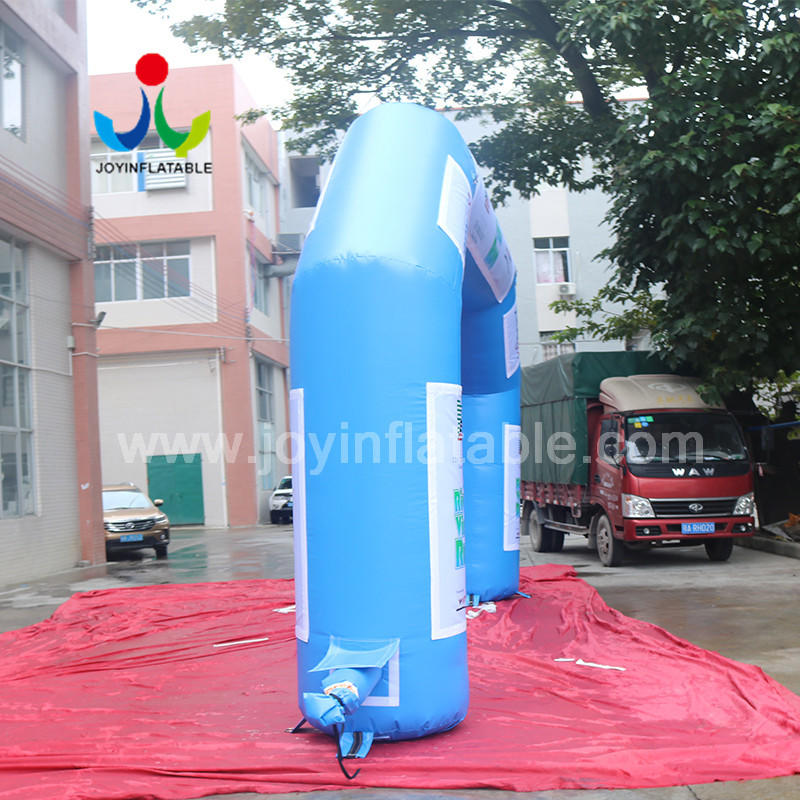 JOY inflatable blower inflatable arch factory price for children-3