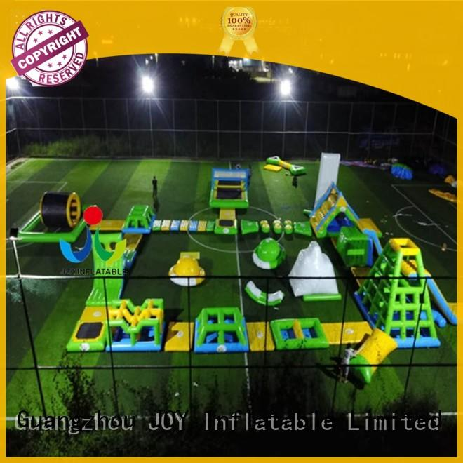 jumping inflatable floating water park factory for children