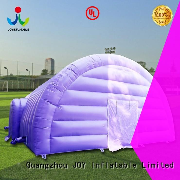 JOY inflatable exhibition inflatable shelter tent with good price for children