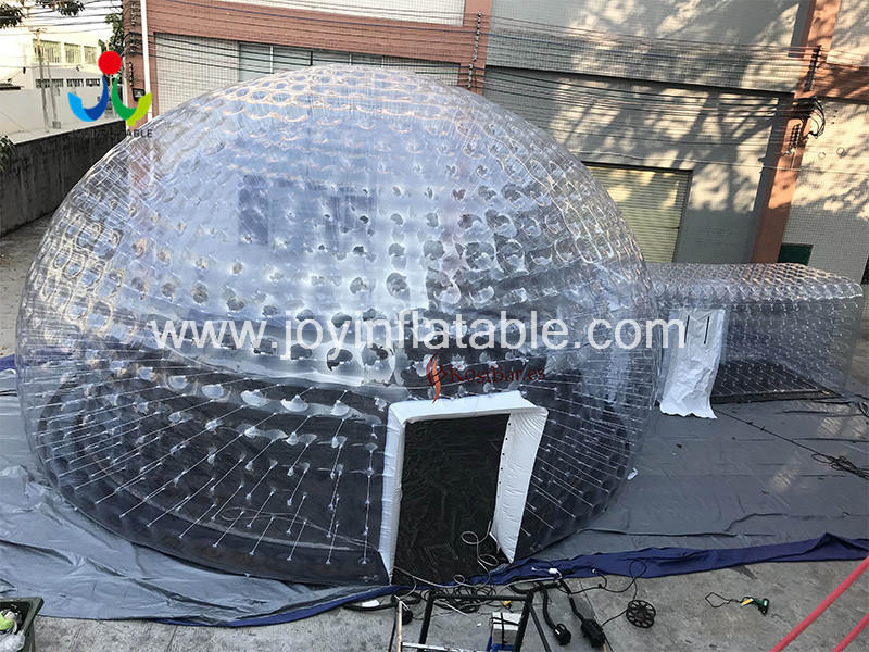 Inflatable Wedding Tent with LED Light for The Outdoor Party Event-1