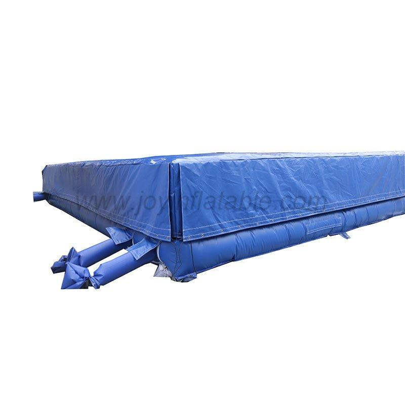 Foam Pit Inflatable Big Air Bag at Trampoline Park
