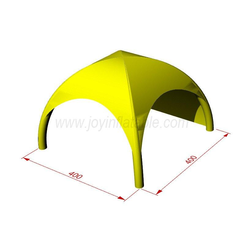 Inflatable Spider Tent With PVC Cover Roof  For Advertising