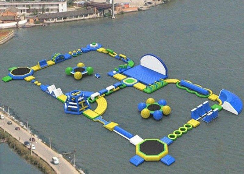 Floating Bouncy Island