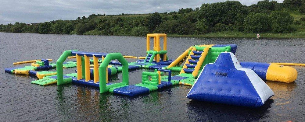 Inflatable Lake Water Park