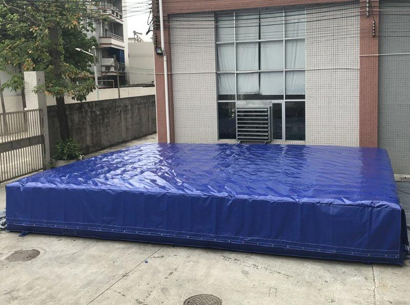 Inflatable Foam Pit Air  Bag Stunt Jump Inflatable