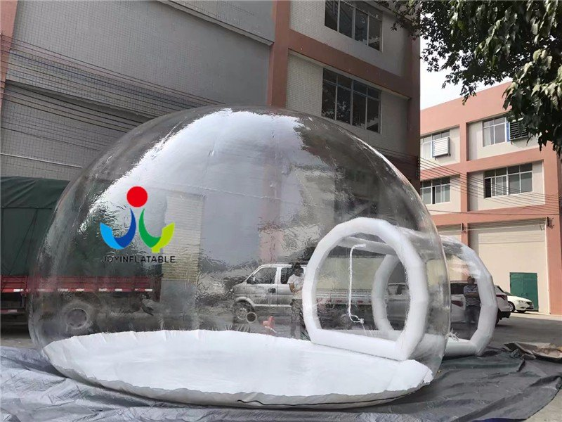 large bubble tent personalized for outdoor-12
