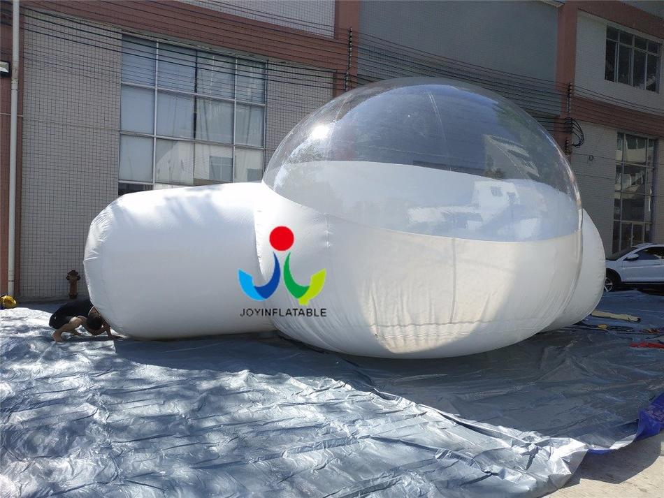 2018 High Quality Inflatable Bubble Tent with Waterproof and Fireproof for Party On Sales
