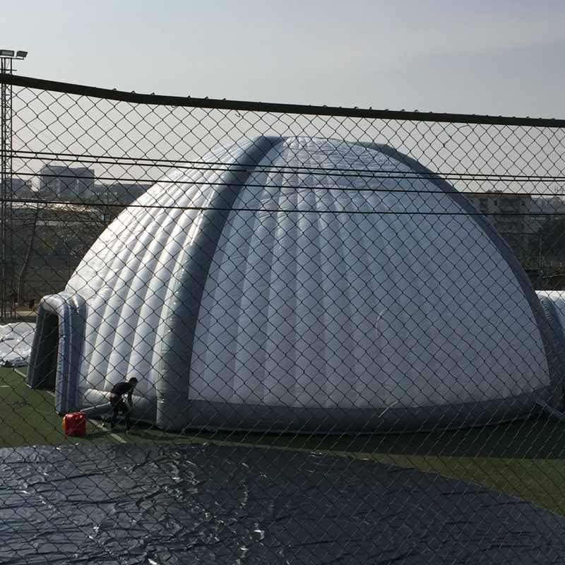 Inflatable Dome Tent For Outdoor Exhibition Event
