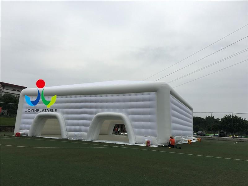 waterproof big hot sale inflatable giant tent JOY inflatable