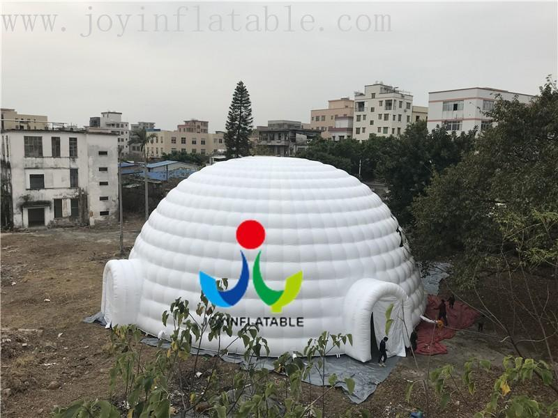 JOY inflatable inflatable dome tent manufacturer for outdoor