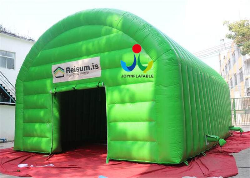 Hot Inflatable cube tent hot selling JOY inflatable Brand