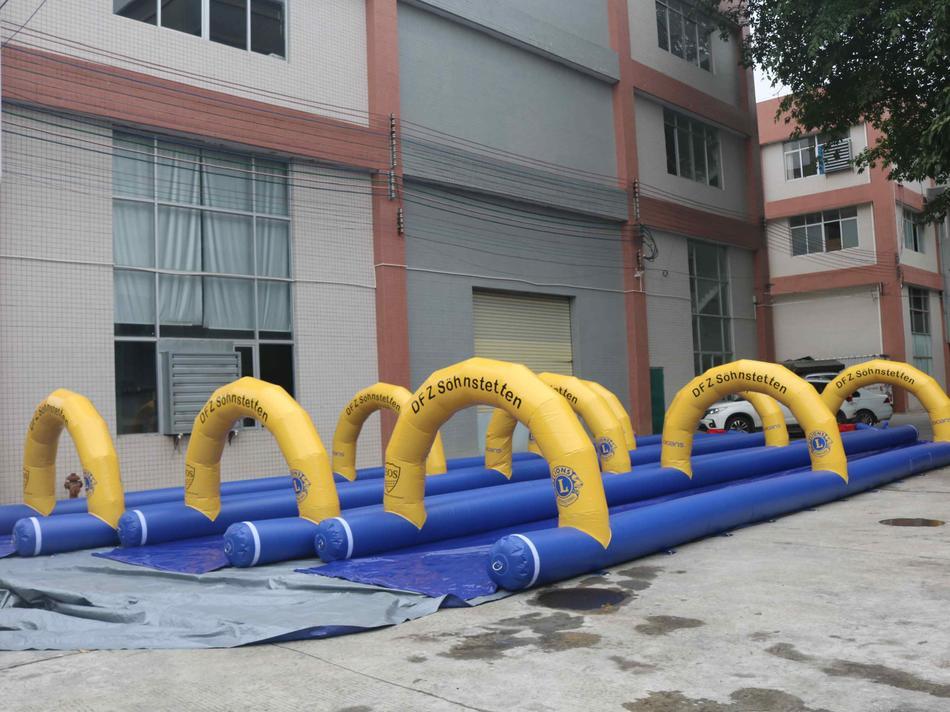 Inflatable Water Slip N Slide