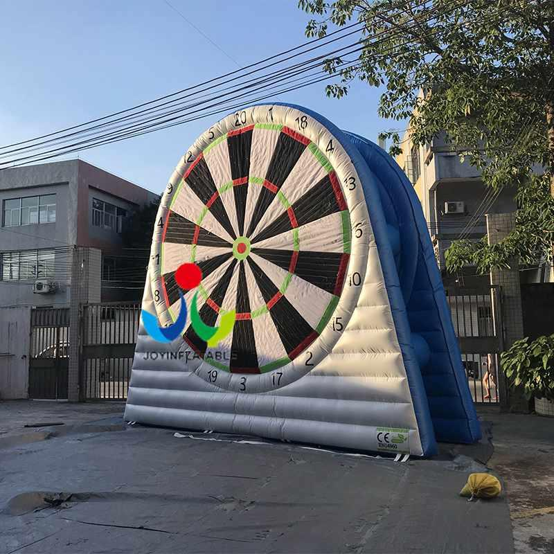 Inflatable Foot Darts Games, Giant Inflatable Soccer Darts