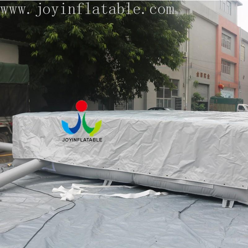 JOY inflatable free foam pit airbag for kids-6