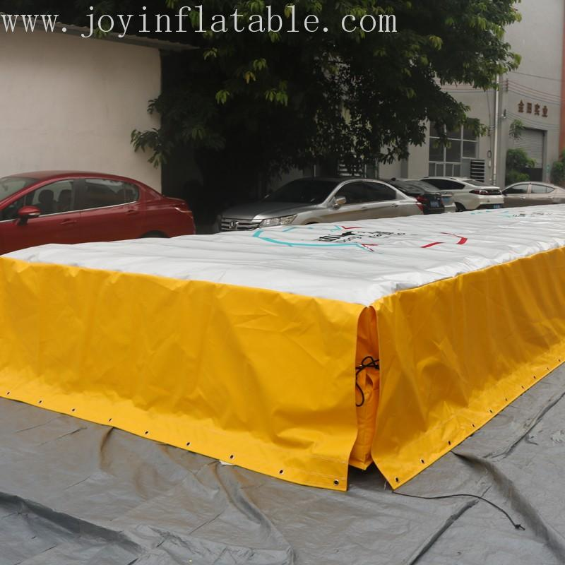 JOY inflatable event inflatable air bag manufacturer for children-12