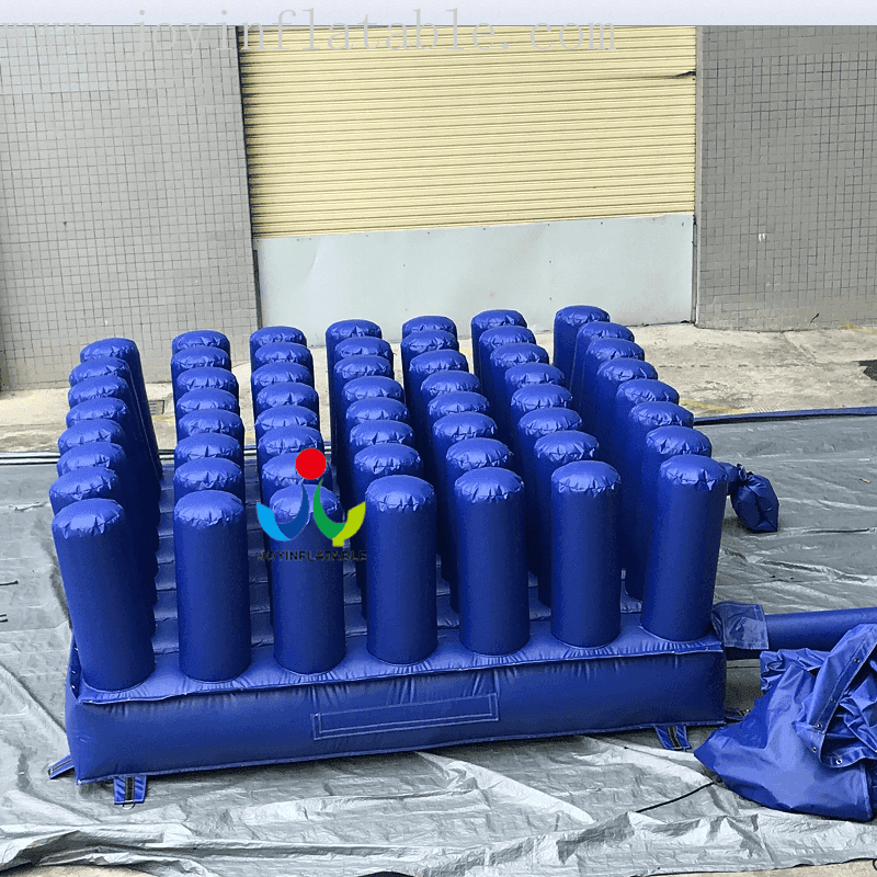 Wholesale hill inflatable crash pad foam JOY inflatable Brand