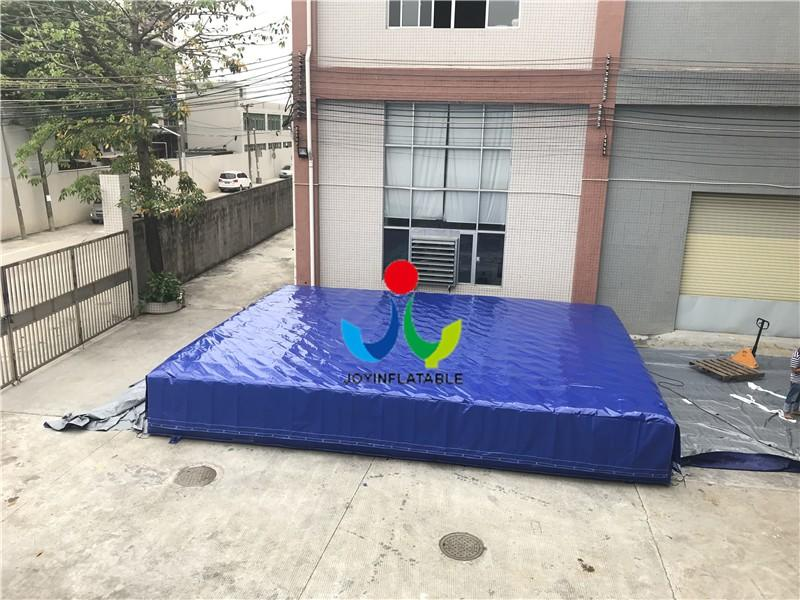 king airbag  irregular pad JOY inflatable Brand bag jump supplier