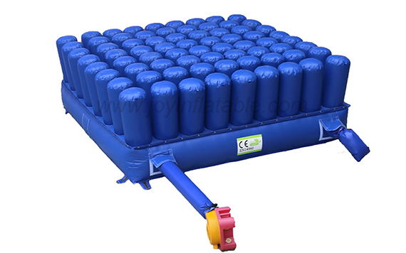 stunt inflatable jump pad directly sale for kids-4