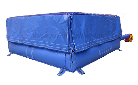 stunt inflatable jump pad directly sale for kids-5