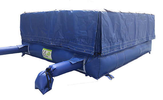 JOY inflatable challenge inflatable stunt mat manufacturer for outdoor-6