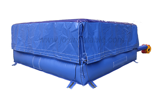 stunt inflatable jump pad directly sale for kids-7