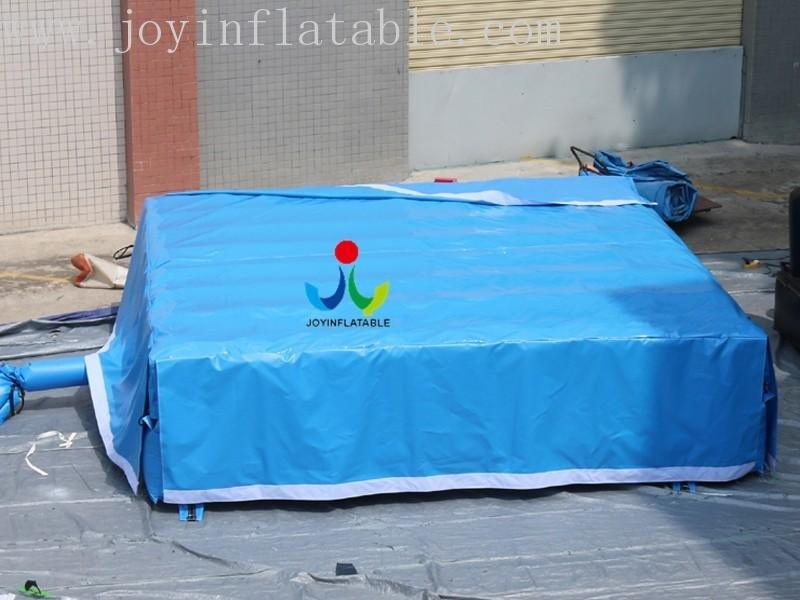 JOY inflatable foam pit airbag customized for outdoor