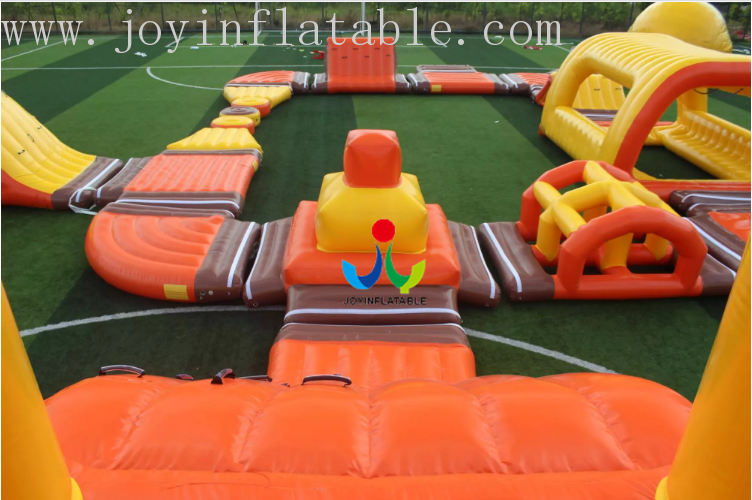 aqua floating playground inquire now for kids-6