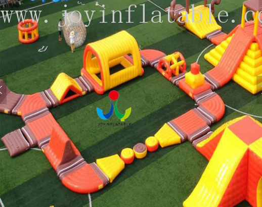 aqua floating playground inquire now for kids-7