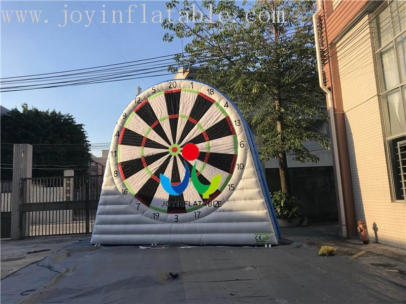 JOY inflatable geodesic inflatable games for sale for kids-4