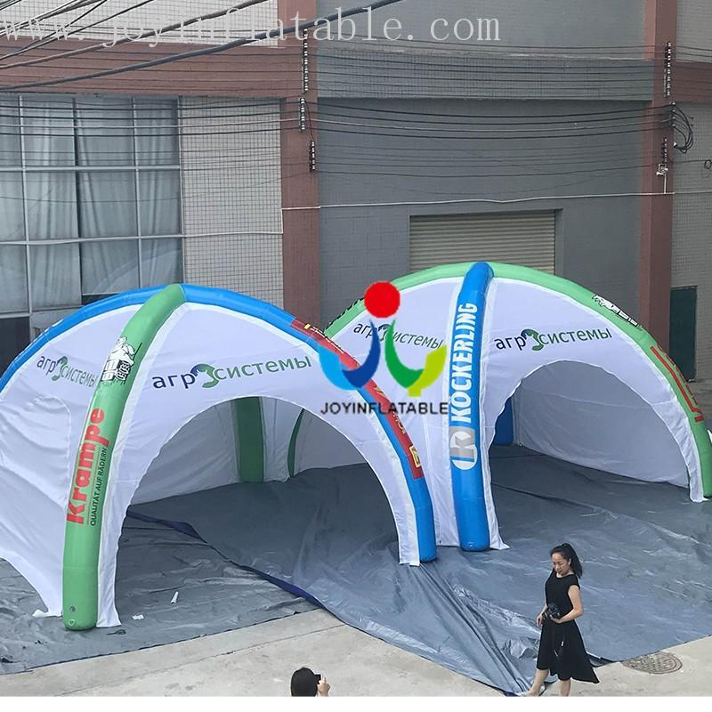 inflatable exhibition tent with good price for outdoor JOY inflatable