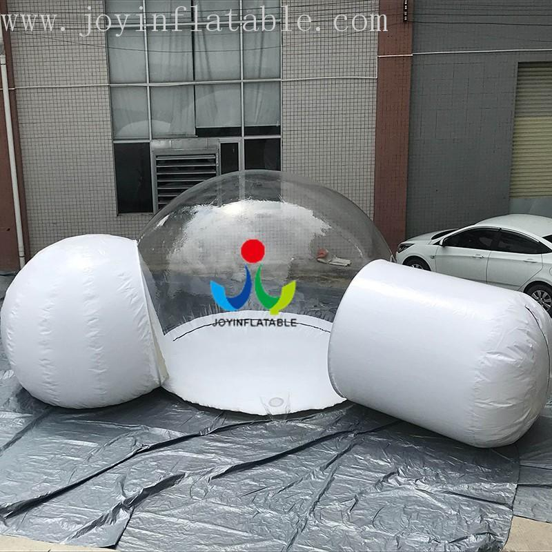 JOY inflatable bridge bubble tent manufacturer supplier for kids