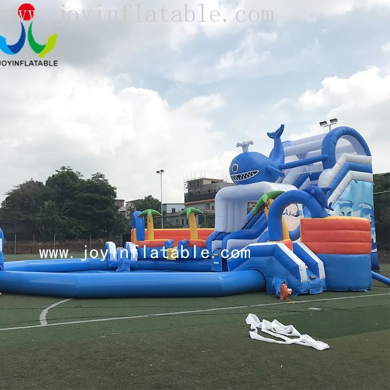 trendy popular inflatable inflatable funcity swimming JOY inflatable