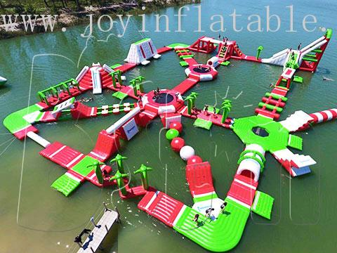 amusement floating water park with good price for children-4