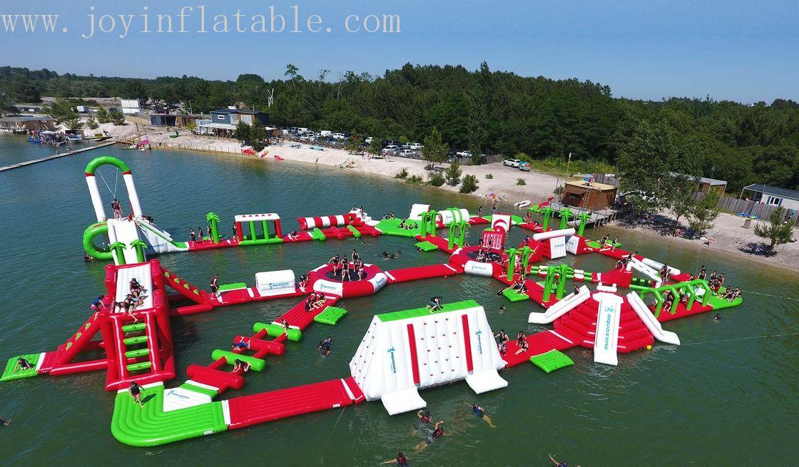 amusement floating water park with good price for children-5