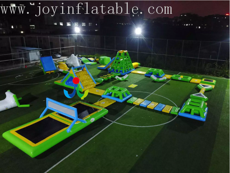 amusement floating water park with good price for children-7