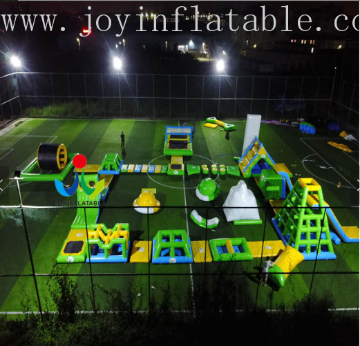 amusement floating water park with good price for children-8