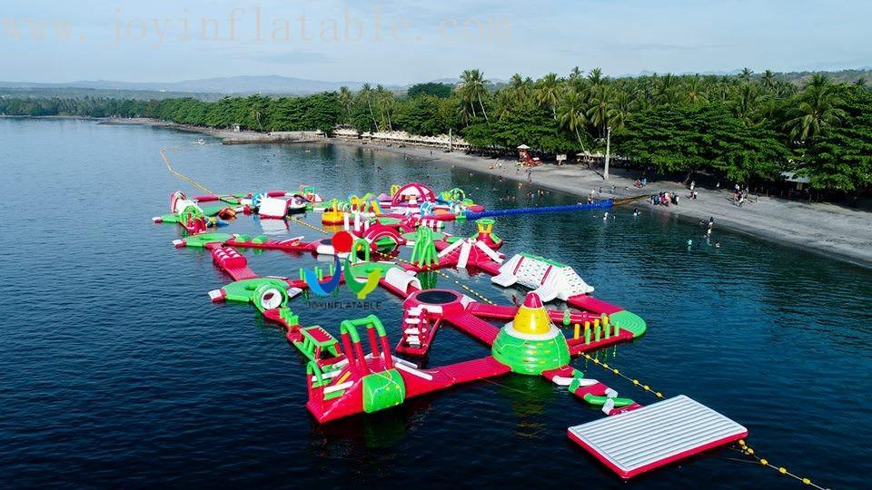 game floating water park sale for children JOY inflatable