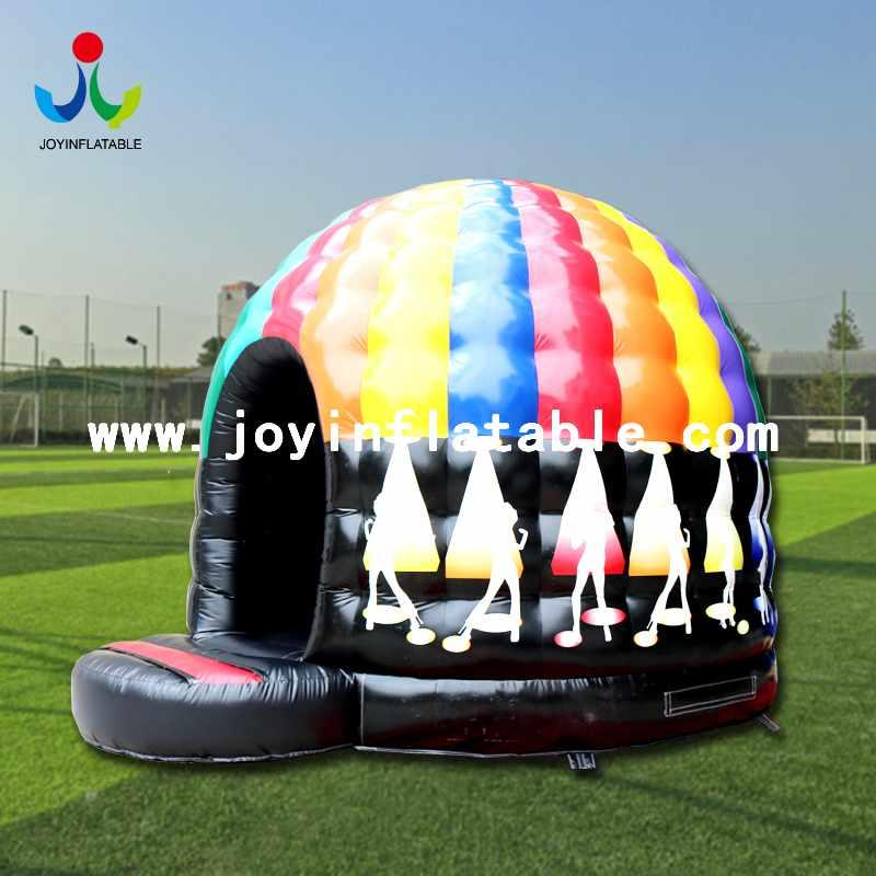 Inflatable Disco Dome Tent With LED Light