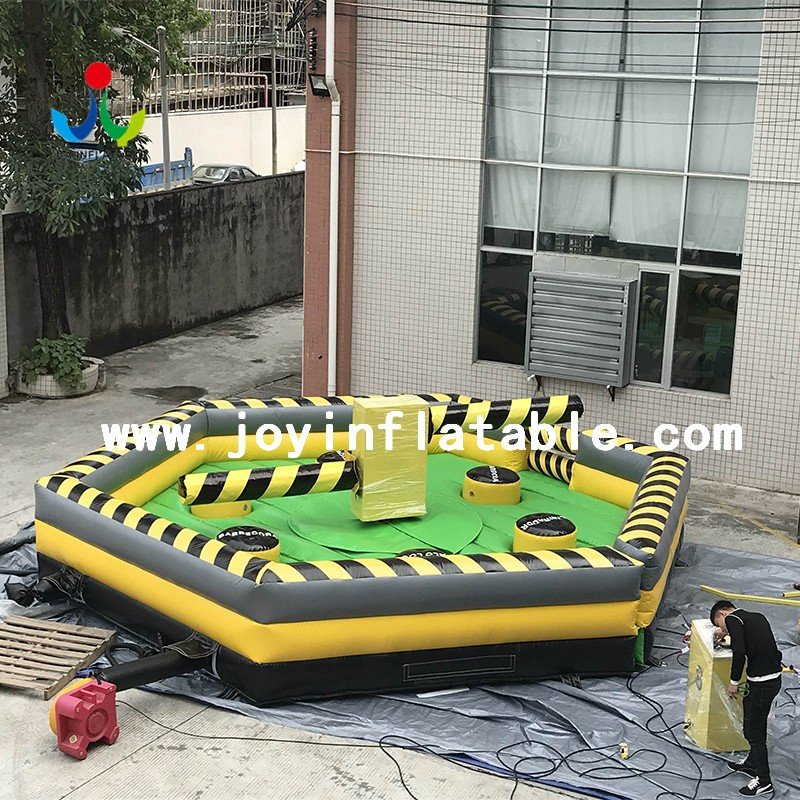 JOY inflatable mechanical bull riding from China for child-4