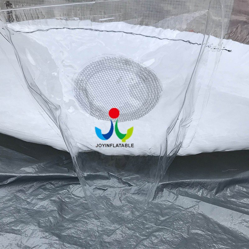 JOY inflatable slides clear inflatable bubble tent for children-7