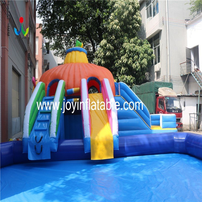 JOY inflatable inflatable city factory price for children-5