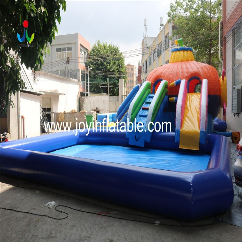 JOY inflatable inflatable city factory price for children-7