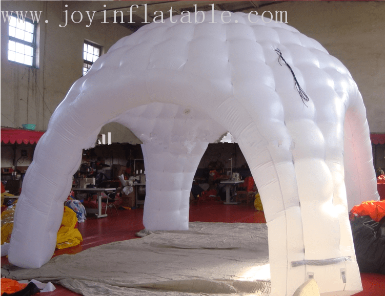 lighting inflatable igloo tent series for children-10