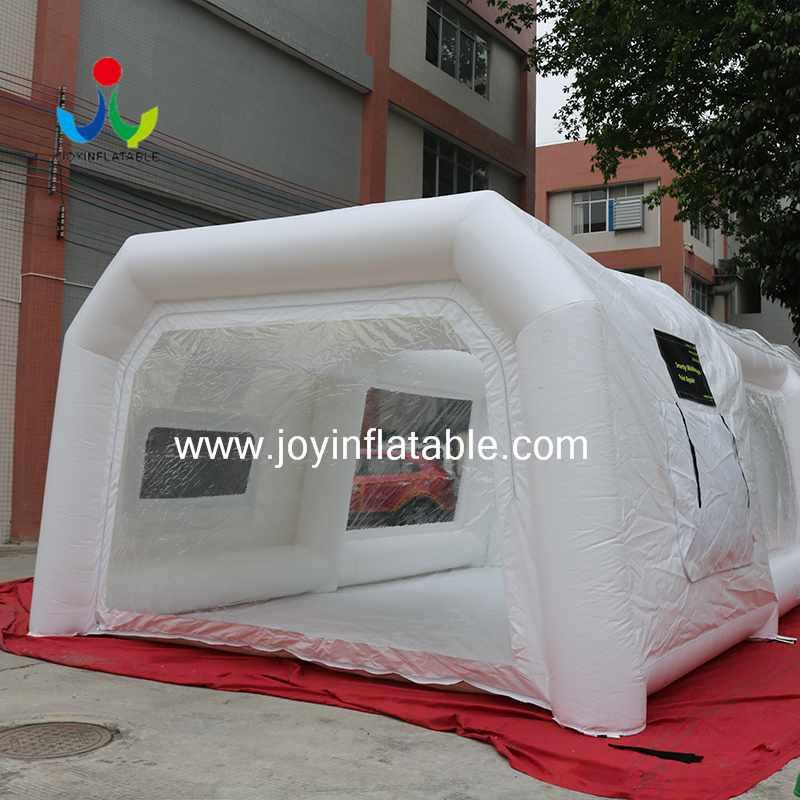 Inflatable Portable Paint Booth