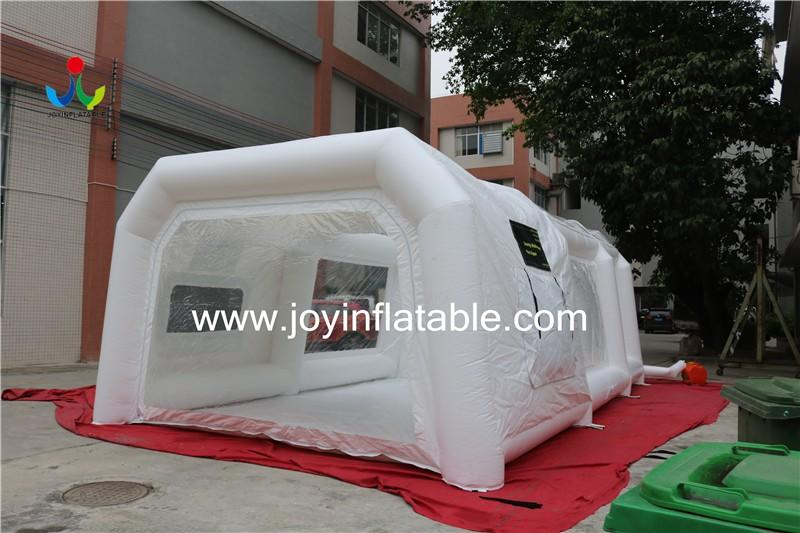 JOY inflatable portable inflatable spray booth for sale for kids