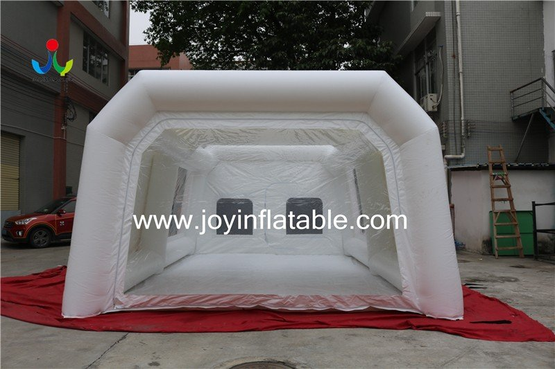 JOY inflatable portable inflatable spray booth for sale for kids-4